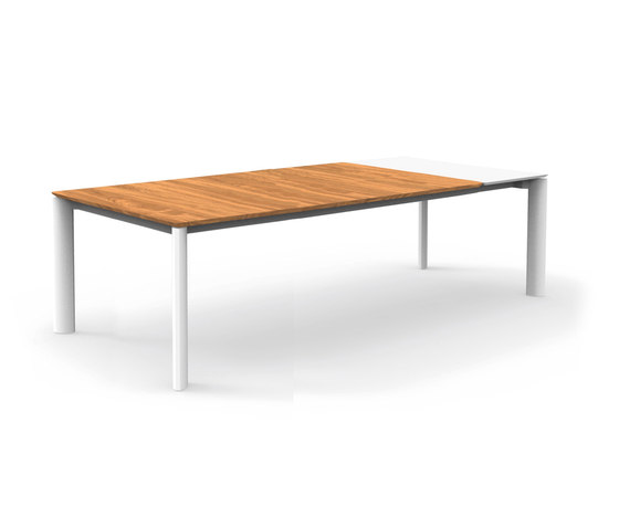 Domino dining table 200x100 dining tables from talenti for Table 200x100