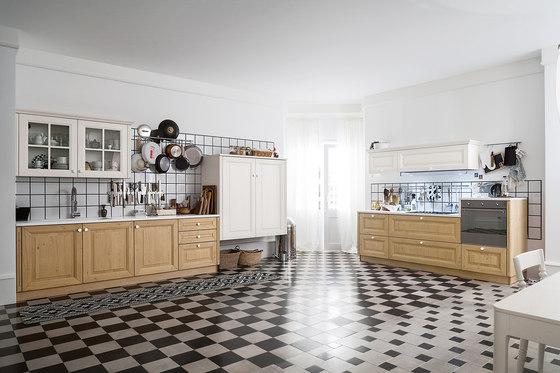 Pavese by Veneta Cucine | Island kitchens