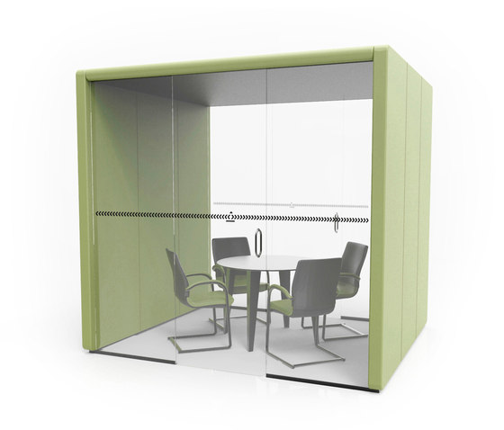 Ahrend Flexbox by Ahrend | Office Pods