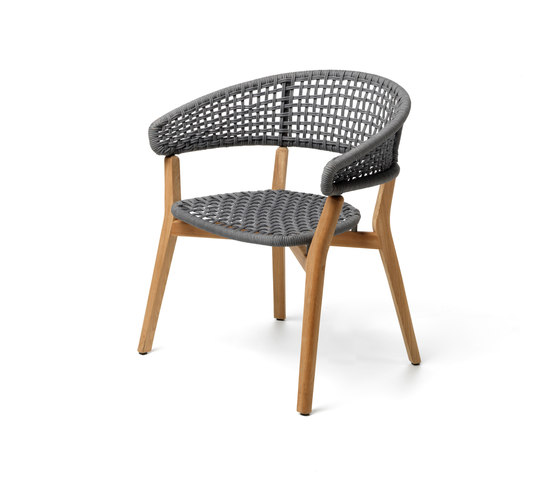 Moon Teak | Padded Tub Chair von Talenti | Stühle