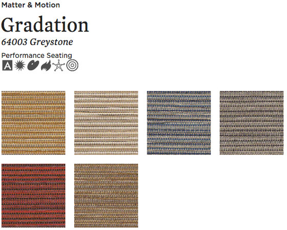 gradation fabrics from cf stinson architonic. Black Bedroom Furniture Sets. Home Design Ideas
