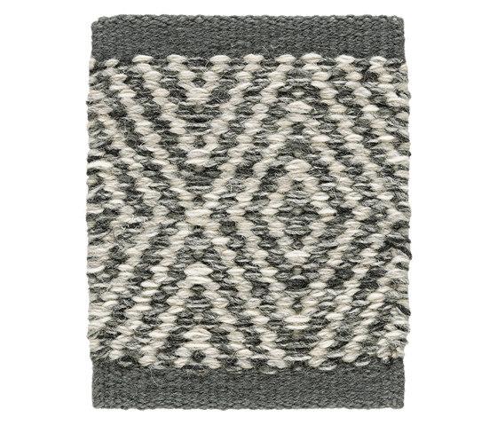 Goose Eye XL Icon | Stone Grey 580 von Kasthall | Formatteppiche