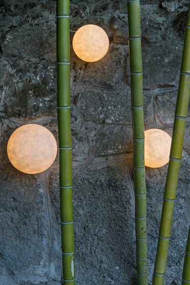 A.Moon Out by IN-ES.ARTDESIGN | Outdoor wall lights