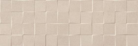 Medley Struttura Block _02sand di Ceramiche Supergres | Piastrelle ceramica