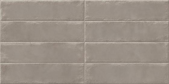 Medley Brick Pannello _03greige di Ceramiche Supergres | Piastrelle ceramica