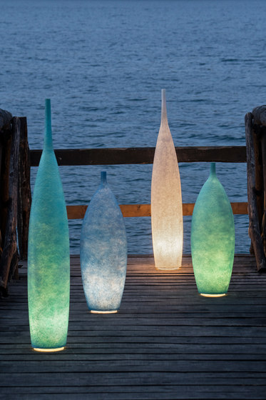 Tank Out by IN-ES.ARTDESIGN | Outdoor floor lights