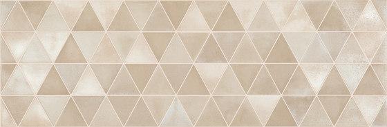 Medley Campitura Origami _01sugar di Ceramiche Supergres | Piastrelle ceramica