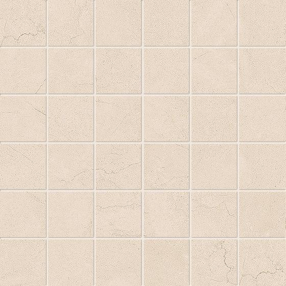 Purity Marfil Mosaico de Ceramiche Supergres | Mosaicos de cerámica