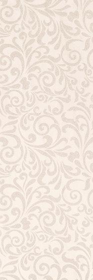 Purity Royal Beige Campitura Ramage von Ceramiche Supergres | Keramik Fliesen