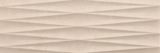 Purity Marfil Struttura Net di Ceramiche Supergres | Piastrelle ceramica
