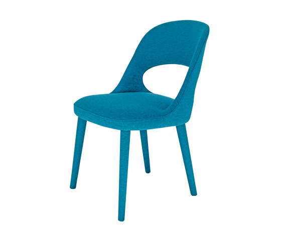 Gluck | dining chair by HC28 | Chairs