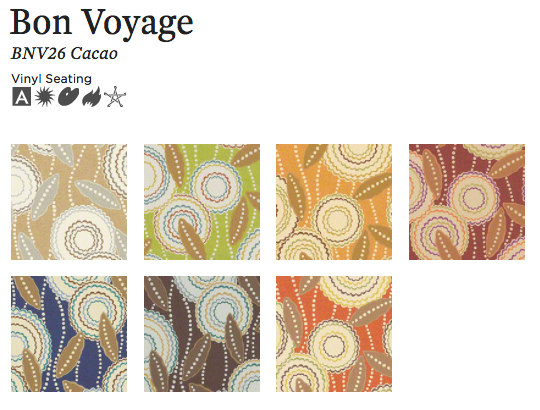 Bon Voyage by CF Stinson   Upholstery fabrics