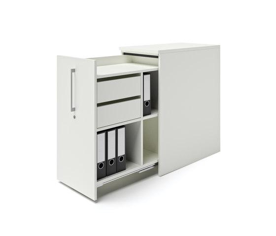 container   Versatile towers di werner works   Cassettiere ufficio