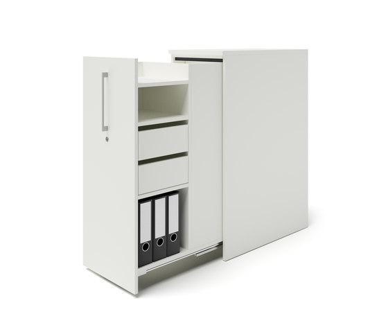 container | Versatile towers di werner works | Cassettiere ufficio