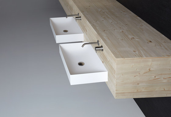 Stratos by antoniolupi | Wash basins