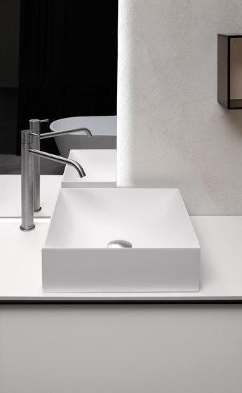 Stratos by antoniolupi | Wash basins