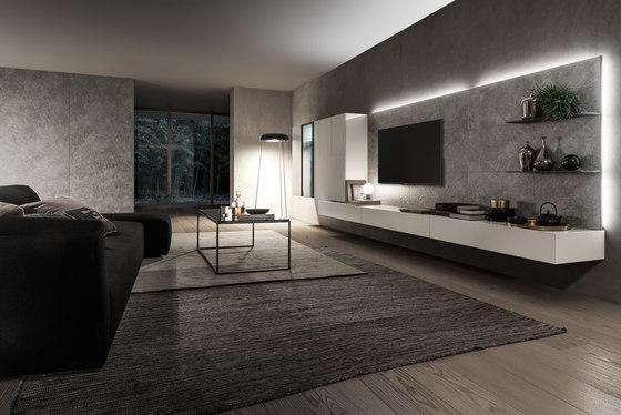 I-modulART_360 de Presotto | Conjuntos de salón