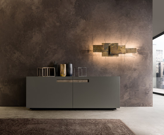 Mood sideboard by Presotto | Sideboards