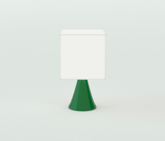 Cubo Stand de Slide | Lámparas de sobremesa
