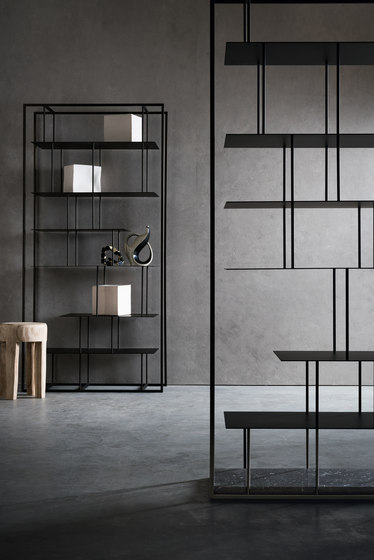 Tower bookcase de Presotto | Estantería