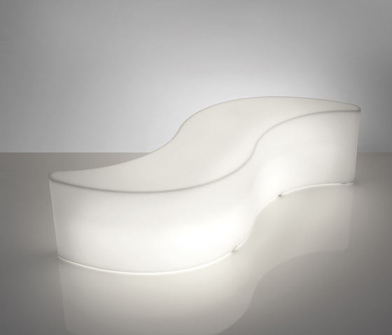 Wave von Slide | Sitzbänke