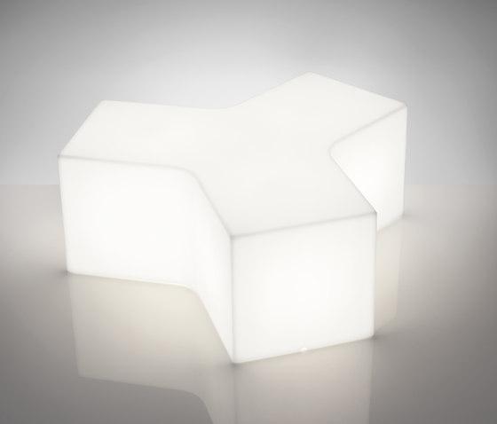 Ypsilon von Slide | Sitzbänke
