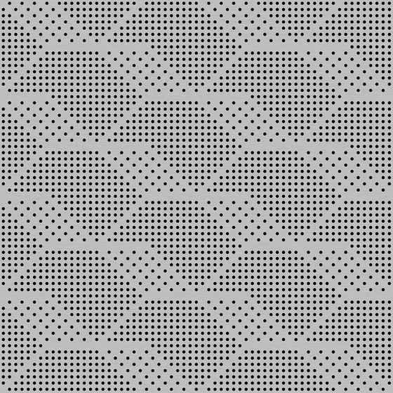 Light and shadow | 04.120.5 | Pattern di ornament.control | Lamiere metallo