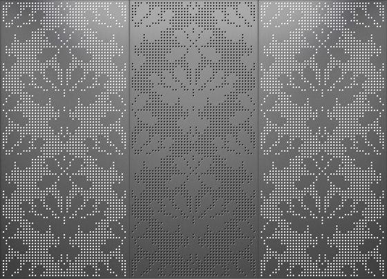 Light and shadow | 04.125.1 | Pattern di ornament.control | Lamiere metallo