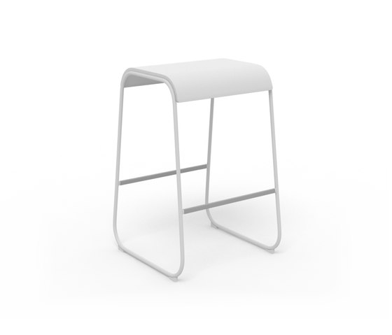 Lineo 65 by Crassevig | Bar stools