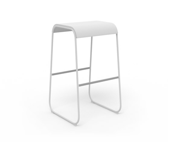 Lineo 73 by Crassevig | Bar stools