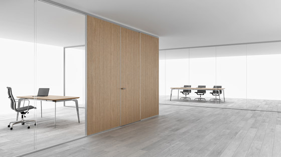 A65 by ALEA | Partition wall systems