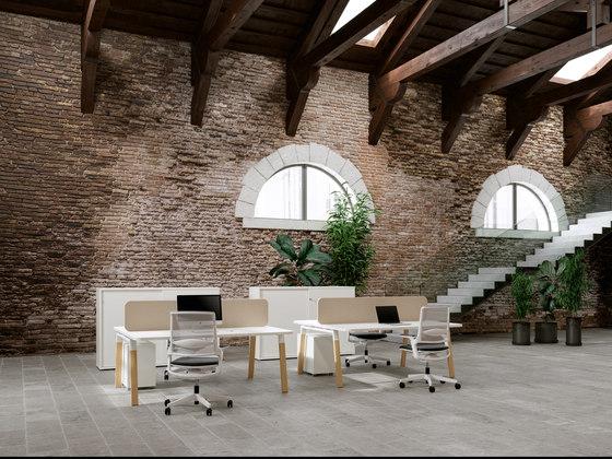 Atreo Wood by ALEA | Desks