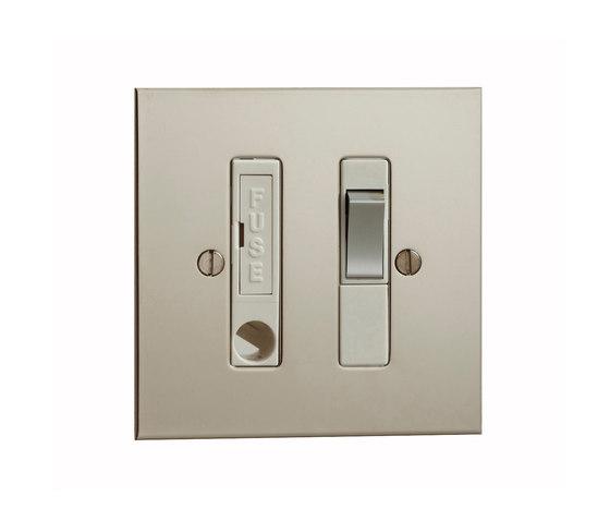 Nickel Silver switched fused spur di Forbes & Lomax | Sistemi sicurezza