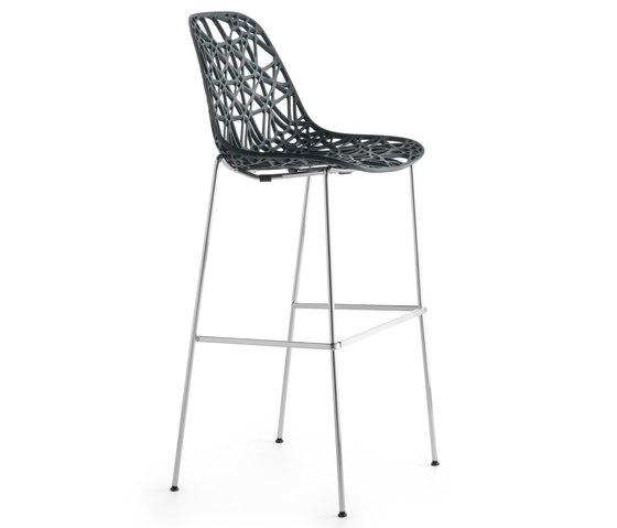 Nett 65-73-82/4L de Crassevig | Bar stools