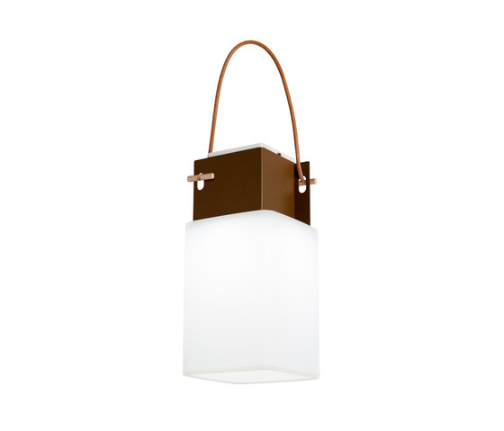 Cuadrat de ALMA LIGHT | Lámparas exteriores de suspensión