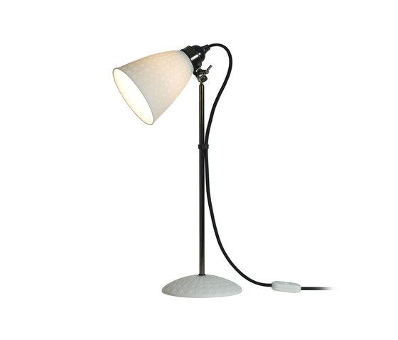 Hector Large Dome Table Light, Natural de Original BTC | Luminaires de table