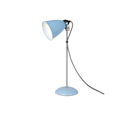 Hector Medium Dome Table Light, Light Blue de Original BTC | Luminaires de table