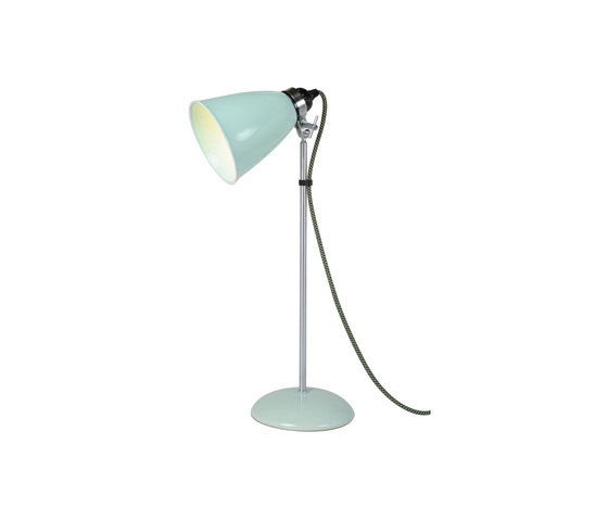 Hector Medium Dome Table Light, Light Green de Original BTC | Luminaires de table