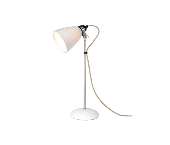 Hector Medium Dome Table Light, Natural by Original BTC | Table lights