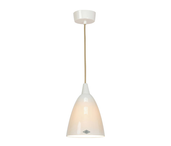 Hector Size 2 Pendant Light, Natural by Original BTC | Suspended lights