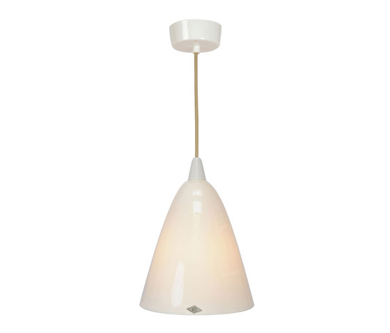 Hector Size 4 Pendant Light, Natural de Original BTC | Suspensions