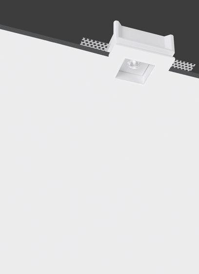 Invisiled di Buzzi & Buzzi | Lampade parete incasso