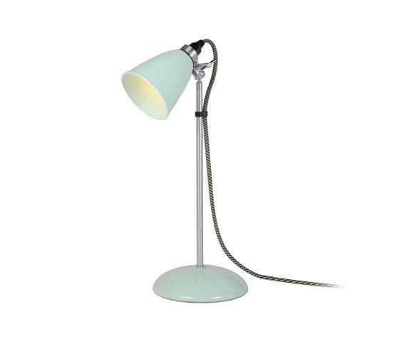 Hector Small Dome Table, Light Green de Original BTC   Luminaires de table