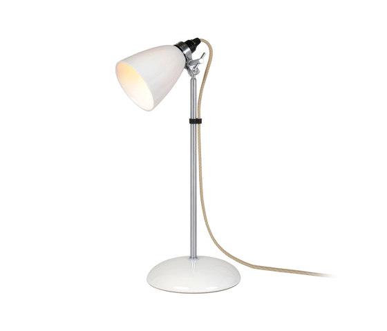 Hector Small Dome Table Light, Natural de Original BTC | Luminaires de table