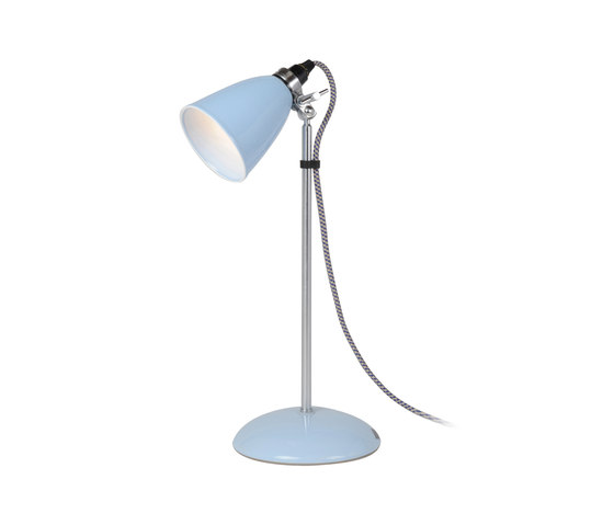 Hector Small Dome Table, Light Blue by Original BTC | Table lights