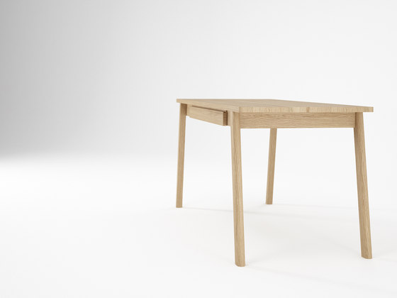 Circa17 DINING TABLE 150 di Karpenter | Tavoli pranzo