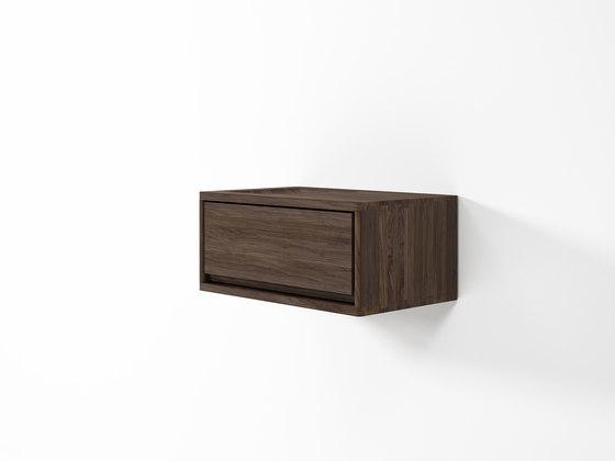Circa17 HANGING CABINET WITH DRAWER de Karpenter | Estantería
