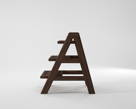 Circa17 STEP LADDER de Karpenter | Escaleras para bibliotecas