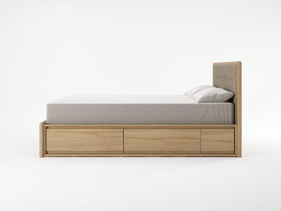 Circa17 EUROPEAN QUEEN SIZE BED FABRIC HEADBOARD de Karpenter | Têtes de lit