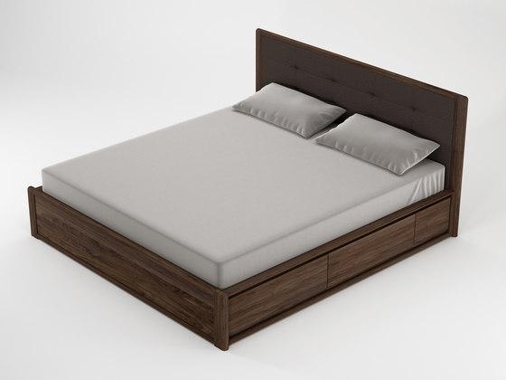 Circa17 KING SIZE BED FABRIC HEADBOARD de Karpenter | Cabeceros
